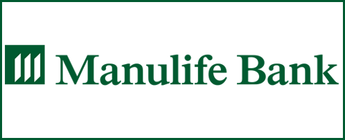 Manulife bank- logo